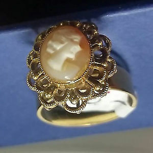 Cameo Ring $190