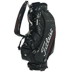 Leist Leather Golf Bag