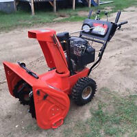 Ariens 11528 LE Snowblower - Very good condition