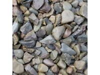 20-30 mm driveway chips/stones