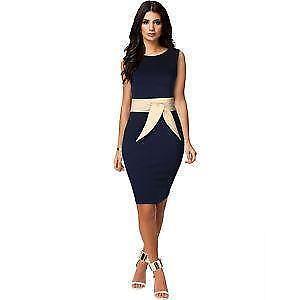 Peplum Dress | eBay