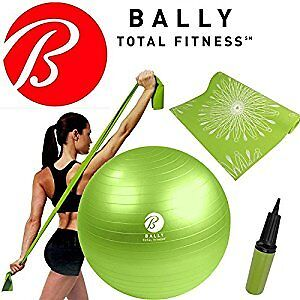 Bally Fitness & Yoga Wellness Kit