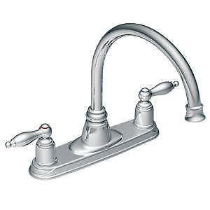 Moen Kitchen Sink Faucets kitchen faucet - grohe, kohler, bronze, wall mount | ebay