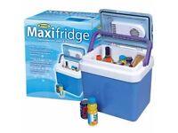 Large 24 litre capacity maxi fridge. Ideal for caravan or campervan