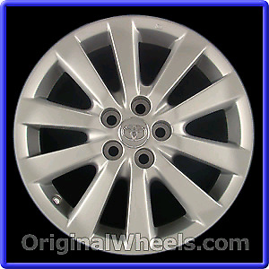 Looking for a set of Toyota Corolla Alloy Rims / Wheels