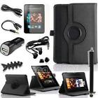 Kindle Fire HD 7 Leather Case