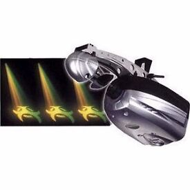 6x Isolutions Irock 5S Scanners Disco lights