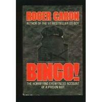 "RARE BOOK ""BINGO"" BY CORNWALL'S OWN ROGER CARON"
