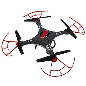 Quadrone Tumbler 2.4Ghz R/C Drone