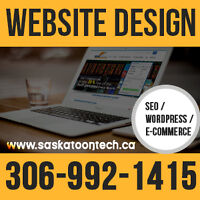 Regina Web Design, Ecommerce -Designer- WordPress Development