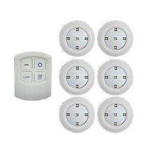 Puck Lights Remote Ebay