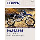 Yamaha YZ Clymer Motorcycle Repair Manuals & Literature