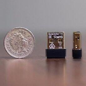Tp Link AC450 Wireless Nano USB Adapter Archer T1U 5Ghz
