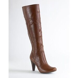 GUESS leather women's boots