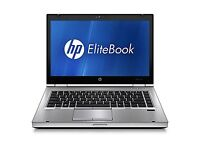 HIGH END LAPTOP - HP Core i5 - 4GB Ram - Windows 7 pro - Solid State Drive - 1 YEAR WARRANTY