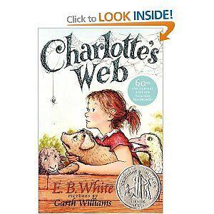 Charlotte's Web by E.B. White Paperback