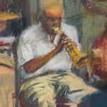 Vintage Horn Blower