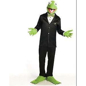 Kermit the Frog Adult Costume