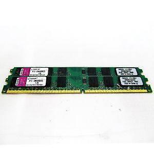 Kingston 4GB (2x2GB) DDR2 800 240-Pin Desktop RAM Ferntree Gully Knox Area Preview