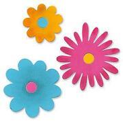 Sizzix Originals Die Flowers
