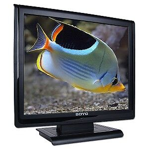 Lightly used Monitor with Power cable & Data cable