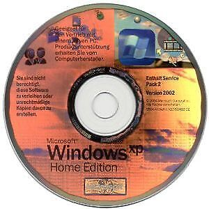 Windows XP Installation disk with Code