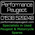 Used Peugeot & Motorcycle Parts