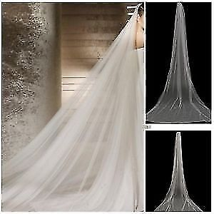 Romantic Wedding Veil we can CUSTOM MAKE IT! Come try it on!