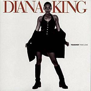 CD Audio, Diana King Tougher Than Love  (NEUF)