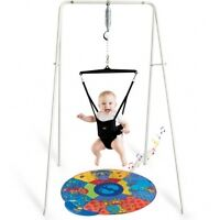 Jolly Jumper on stand and musical mat- Asking $80