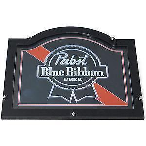 Pabst Blue Ribbon Light Ebay