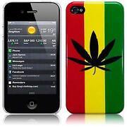 Rasta iPhone 4 Case