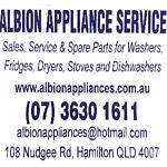Albion Appliances online