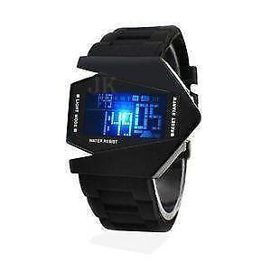 led watches men women new used luxury digital led watches