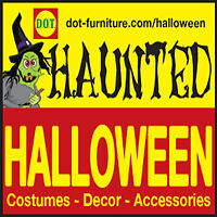 Haunted Halloween by D.O.T. Furniture