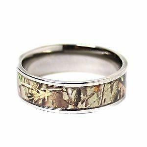 camo wedding rings - Mossy Oak Wedding Rings