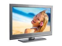 "Linsar 23"" Full HD Ultra Slim LED TV with DVD & Freeview"