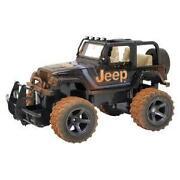 New Bright RC Jeep