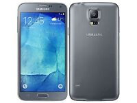 Samsung Galaxy S5 brand new with box come with free case+glass protector
