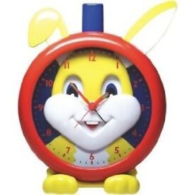 Sleep Training Clock (Red)