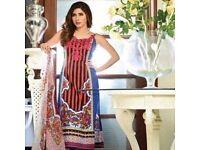 Pakistani designer suit