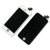 apple iphone 5 lcd  with warranty broken cracked damaged ?