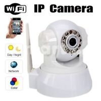 Camera IP sans-fil Wi-Fi nightvision 11 LED wireless IP webcam