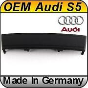 Audi Filler Plate