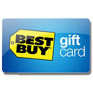 BestBuy E-Gift Card Balance 500$ - looking to cash in for 480$