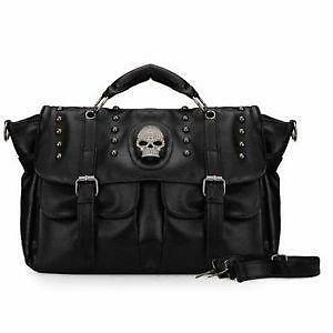 32a953aed73 Skull Messenger Bag