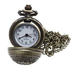 Vintage pendant watch ebay vintage ball pendant watch mozeypictures Images