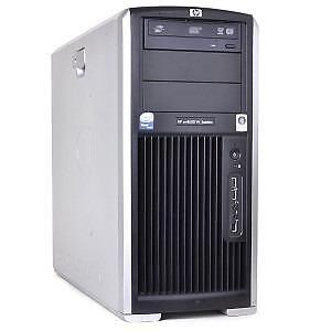 hp xw8600,8400 POWERFUL workstation (Xeon Dual Processor/8G/250G)$199-$249!