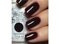 Genuine Gelish Nail Polish Bellas Vampire