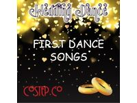 Forum - Wedding Music (First Dance Songs)